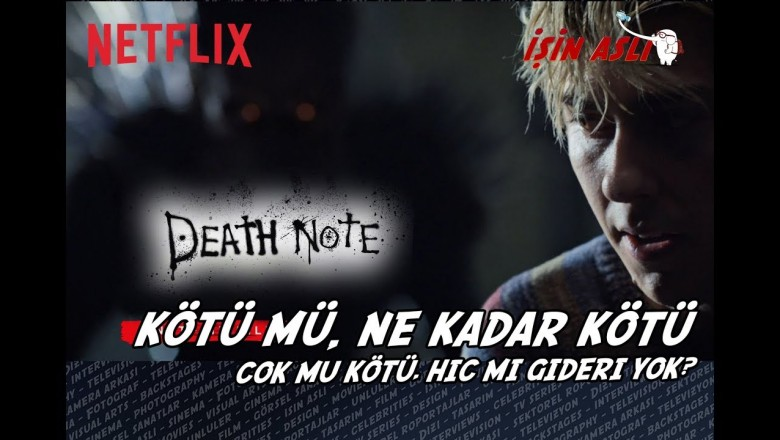 Netflix'in Death Note Rezaleti